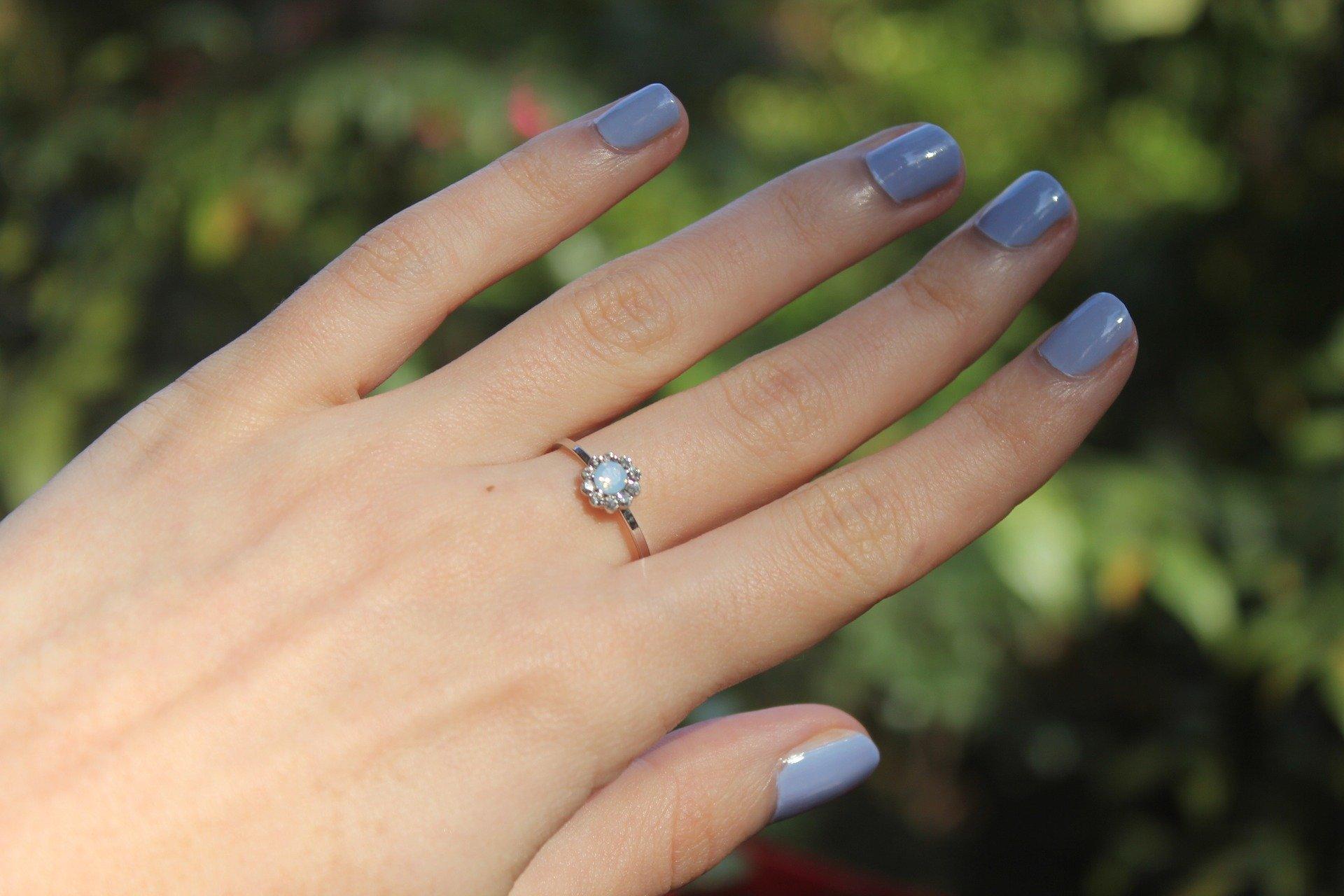 waterbased nail polish resin